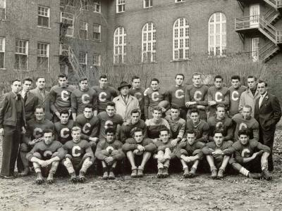Photo for the news post: Celebrating 75 Years of Carleton Ravens Football