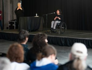 Accessible Potential, an event on May 28, 2019 at TD Place, challenged misconceptions about people with disabilities.