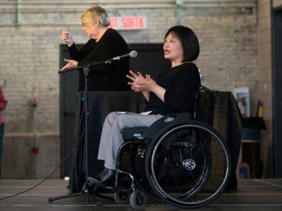 Photo for the news post: Carleton Advisers Talk Success in the Face of Disabilities