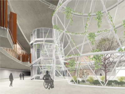Photo for the news post: Carleton Students Contribute Design Ideas to The Ottawa Hospital