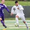 Photo of Carleton soccer star Gabriel Bitar featured by CBC for being drafted first in new league.