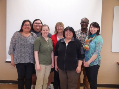 Photo for the news post: Linguistics Professor Introducing Indigenous Language Via Mobile Apps