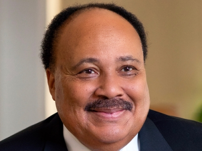 Photo for the news post: SOAR Conference: Martin Luther King III Keynote Speaker