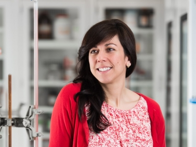 Photo for the news post: Maria DeRosa Appointed Interim Dean of Science