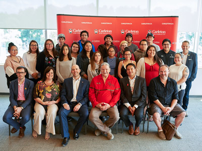 Photo for the news post: Nishnawbe Aski Nation Leading Youth