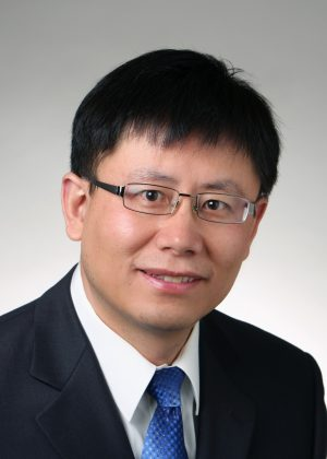 Carleton University's Peter X. Liu - pictured here in a headshot - has been named an IEEE Fellow.