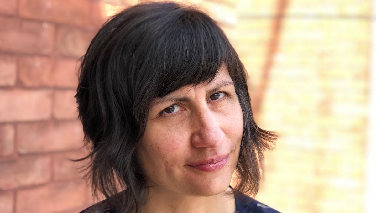 A photo of Prof. Sarah Everts