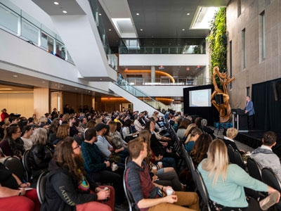 Photo for the news post: Carleton Tackles Tough Issues at Psychology Mental Health Day
