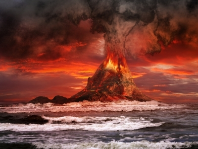 Photo for the news post: Carleton Hosts Science Café – Predicting Volcanic Eruptions: The Volcanologist Toolkit