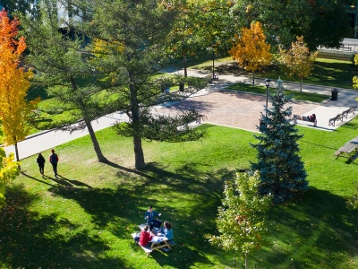 Photo for the news post: Gradual and Safe Return to Campus for the Fall – Update