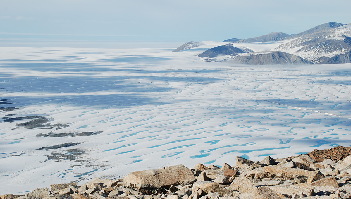 Derek Mueller Studies Consequences of Climate Change in the Arctic