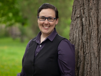 Photo for the news post: Celebrating Pride Month: Benny Michaud Leads Centre for Indigenous Initiatives