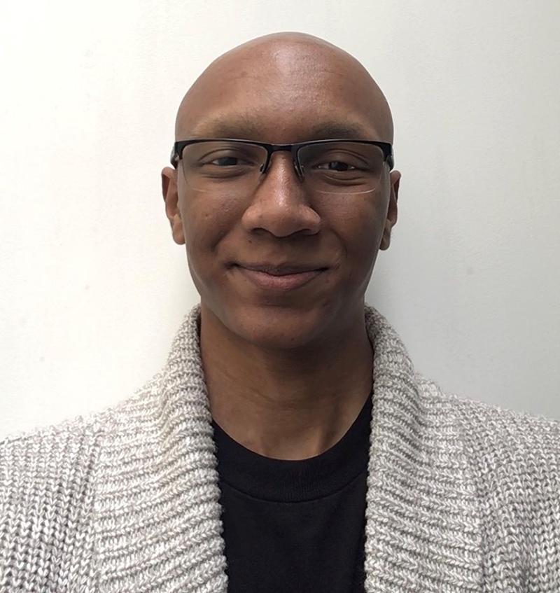 Global and International Studies student Jordan Gray
