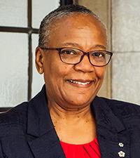 Senator Wanda Thomas Bernard