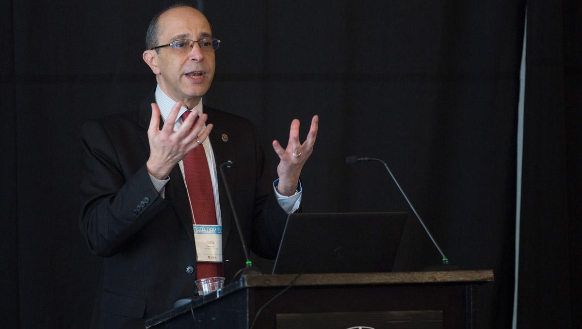 Rafik Goubran, dean of Carleton's Faculty of Engineering and Design