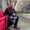 Photo of Carleton entrepreneur finding global demand for hand-held skate sharpener is featured in the Ottawa Business Journal.