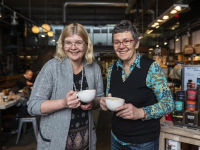 Photo for the news post: Bridgehead Coffee and Carleton University's Sprott School of Business Launch Educational Partnership