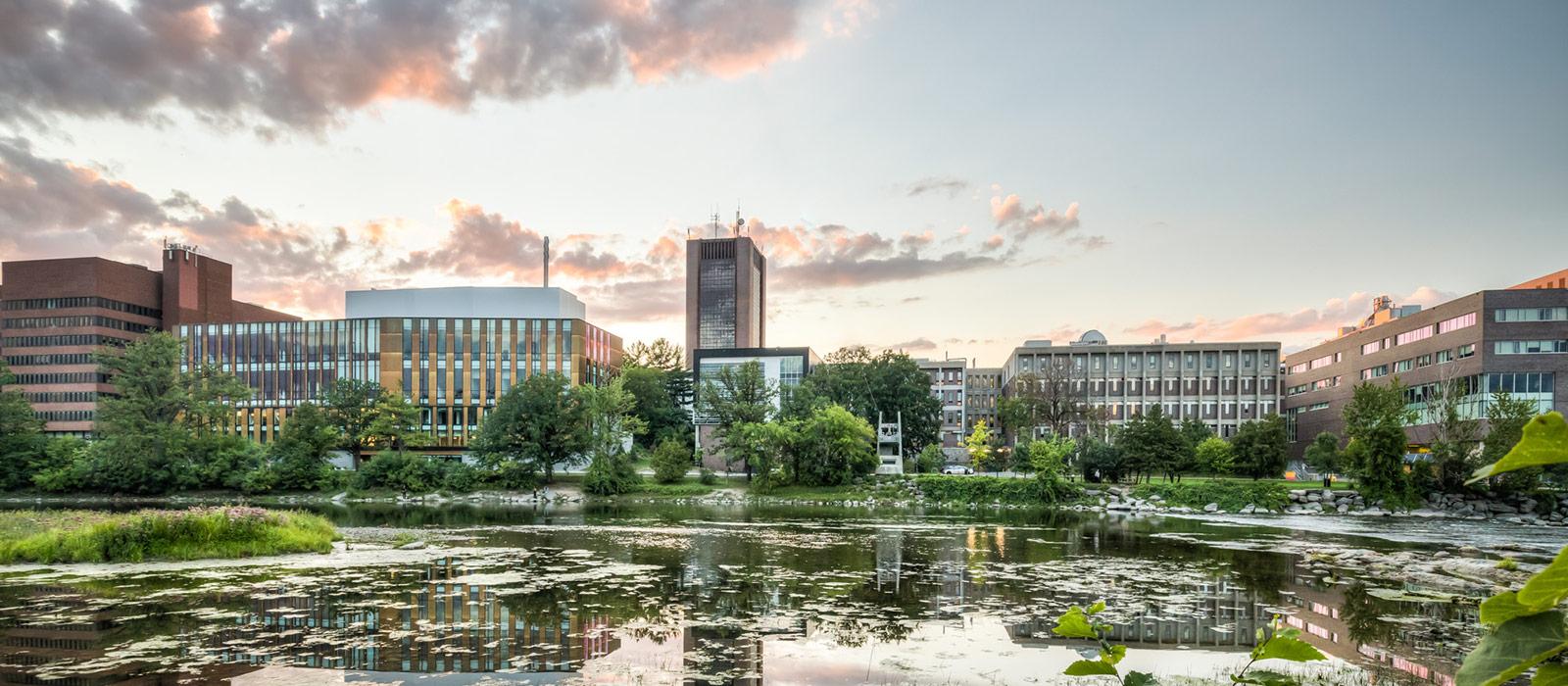 Carleton University campus