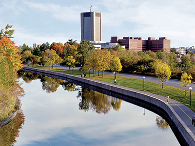 Read more about: Power on at Carleton Campus