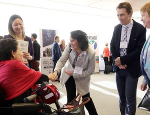 Canadian Accessibility Network at Carleton Celebrates Launch
