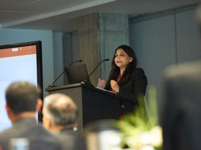 Photo for the news post: Carleton Event Explores Growing Role for Women Entrepreneurs in India and Canada