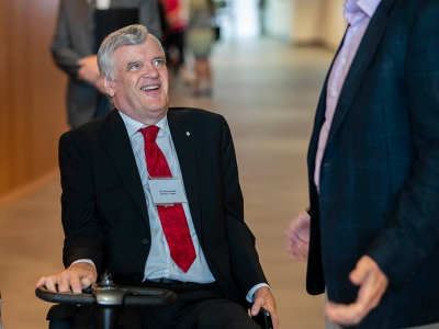 Photo for the news post: David C. Onley Initiative for Employment and Enterprise Development Launches at Carleton