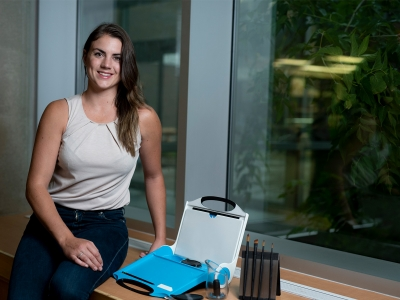 Photo for the news post: Carleton Designers Win IDeA Awards