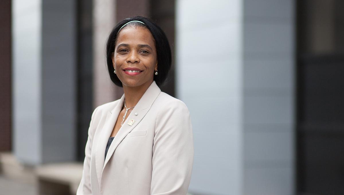 Patrice Smith, dean of FGPA