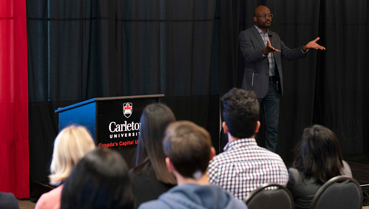 Carleton Excels in 2019 Canadian Graduate and Professional Student Survey