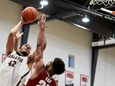 Photo for the news post: Carleton Hosts Can-Am Shootout