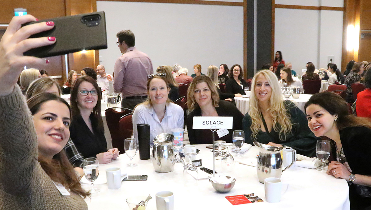 Carleton Kickstarts International Womxn's Week in Ottawa with Second Annual Breakthrough Breakfast
