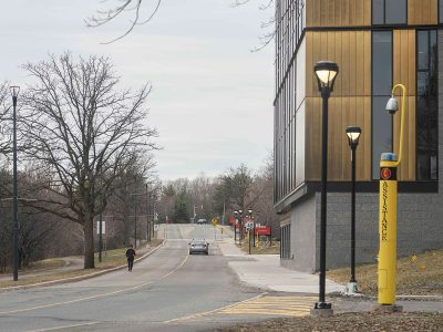 Photo for the news post: Carleton Operations Resurrected Remotely in Huge Campus Effort