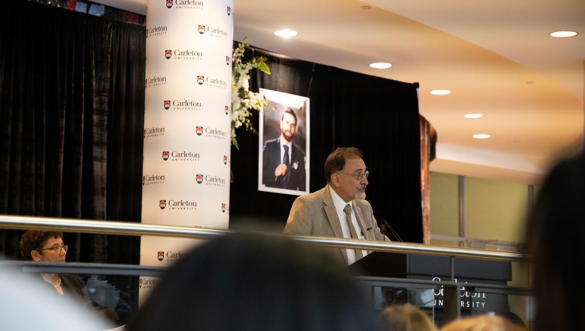 Prof. Fred Afagh