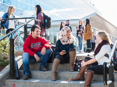 Photo for the news post: New Program Helps Those Raised in Care Address Financial Challenges and Improve Social Mobility through Higher Education