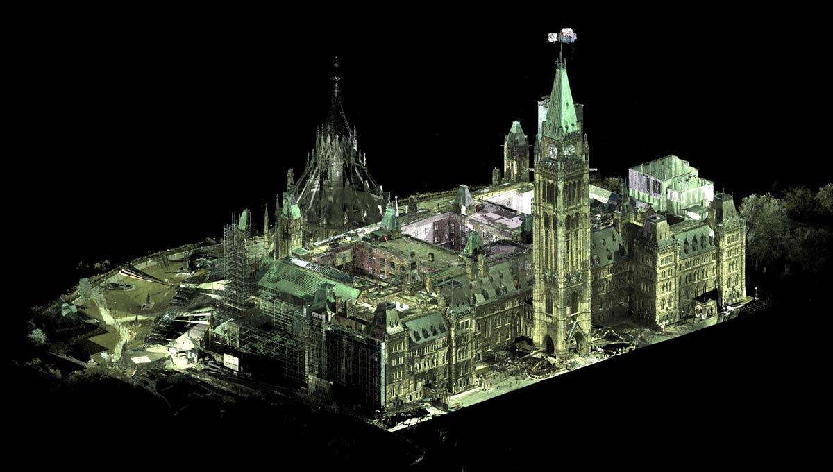Carleton Immersive Media Studio Helps Create Stunning Virtual Experience of Canadian Parliament