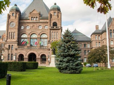 Photo thumbnail for the story: Carleton Day at Queen's Park