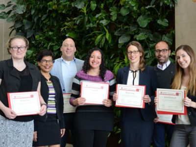 Photo for the news post: First Group Completes Carleton's Regulatory Professionals Program