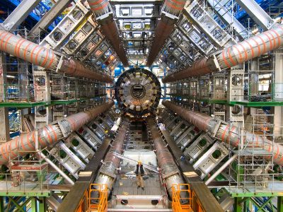 Photo for the news post: Carleton Experimental Physicists Design and Validate New Technology for CERN's High Luminosity Large Hadron Collider