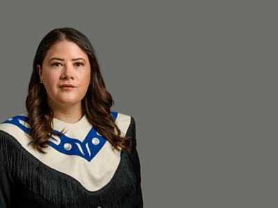 Photo for the news post: National Indigenous History Month: AFN Yukon Regional Chief Kluane Adamek