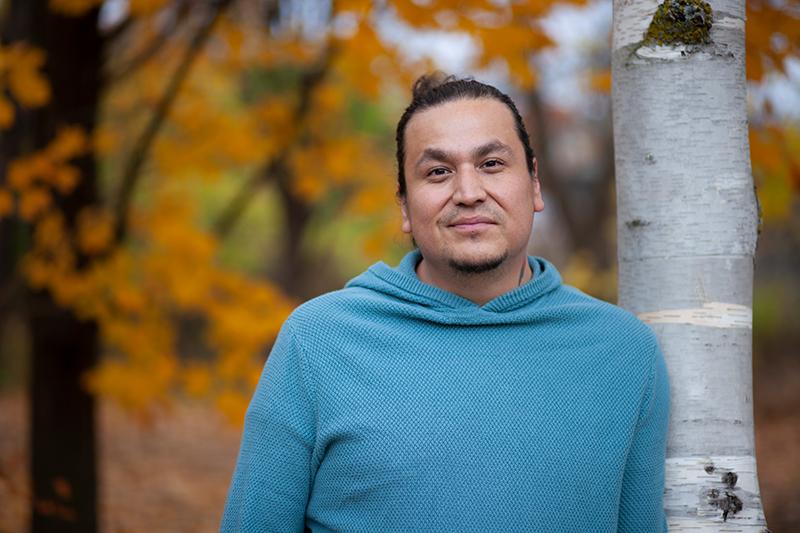 Phillip Macho Commonda, Algonquin Community Liaison Officer