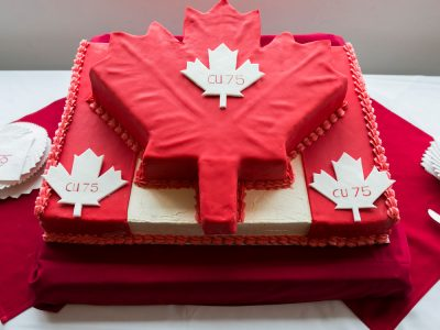 Photo thumbnail for the story: Celebrating Canadian Citizenship