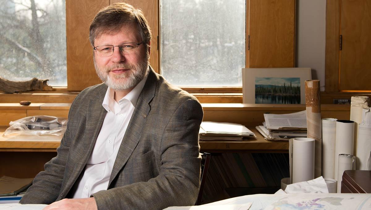 Professor Chris Burn