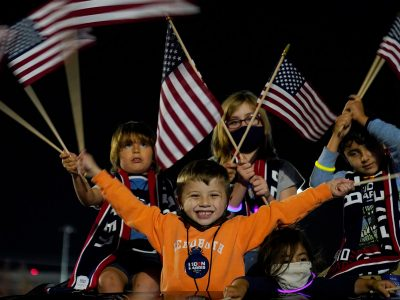Photo for the news post: Joe Biden and Kamala Harris could transform American childhood