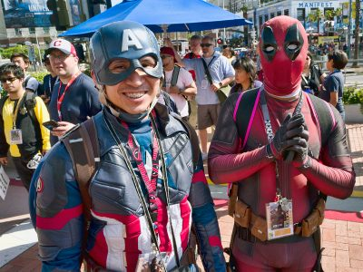 Photo for the news post: Comic-Con@Home: Virtual comics event declared a failure by industry critics, but fans loved it