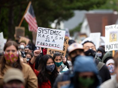 Photo for the news post: Critical race theory: 'Diversity' is not the solution, dismantling white supremacy is