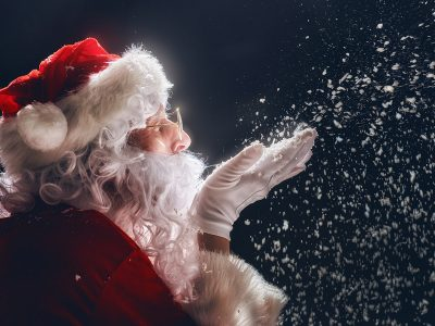 Photo for the news post: The science of saying goodbye to Santa