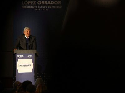 Photo for the news post: Mexico's left turn and the road to uncertainty