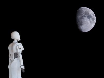 Photo for the news post: Moon landing anniversary: One small step for man…a giant leap for space robots