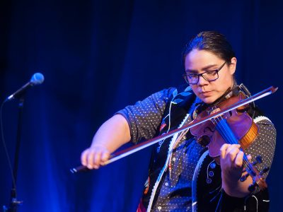 Photo for the news post: Musical communities and improvisation: 'Finding a way out of no way' in this year of precarious living