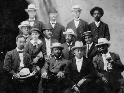 Photo for the news post: NAACP's first meeting was held in Canada but there were no Canadians there
